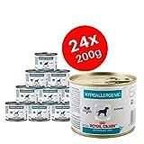 Royal Canín Comida para perros hipoalergénica, 200 g (paquete de 24)