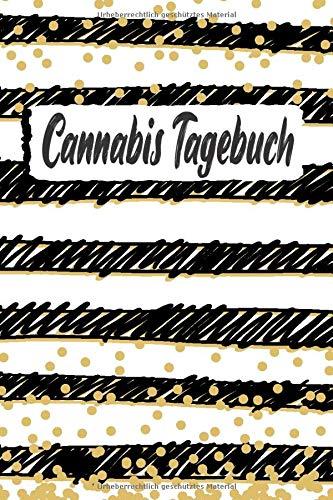 Cannabis Tagebuch: Marijuana Journal für Home Grower   Logbook   Ganja   Hanf   Weed   Anbau   Handgemalt