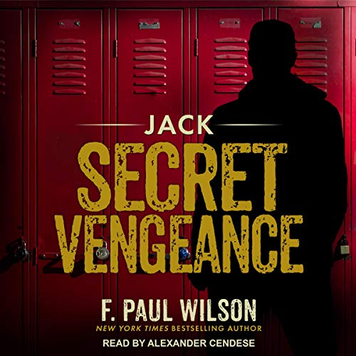 Jack: Secret Vengeance cover art