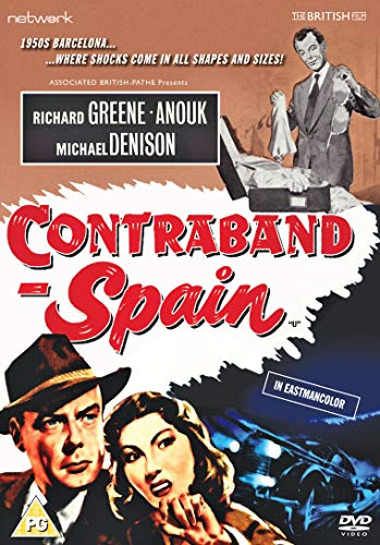 Contraband - Spain [DVD]