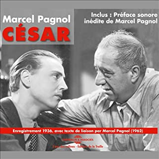 Couverture de César (La Trilogie marseillaise 3)