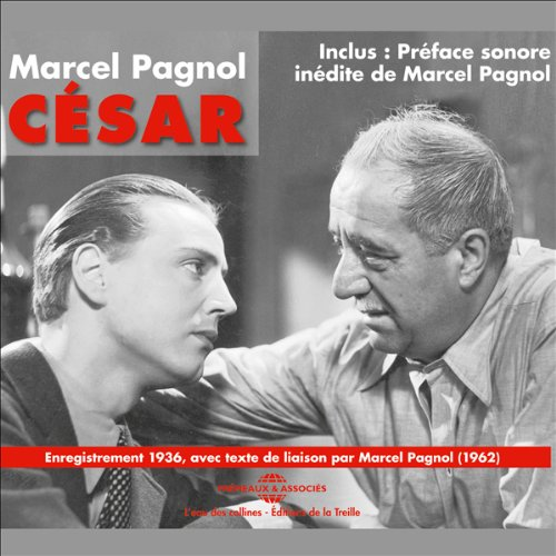 César audiobook cover art