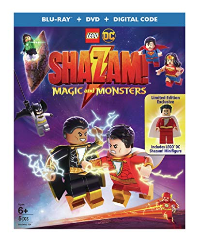 LEGO DC Shazam: Magic and Monste...
