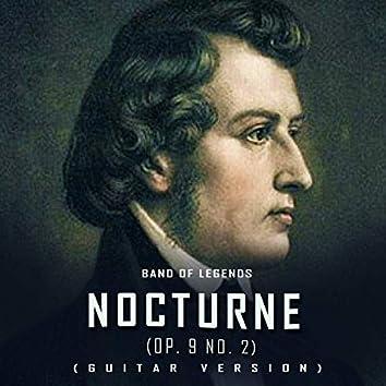 Chopin Nocturne Op. 9 No. 2 (Guitar Version)
