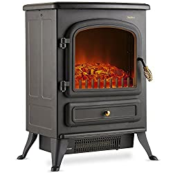 Electric Fireplace Stove Heater