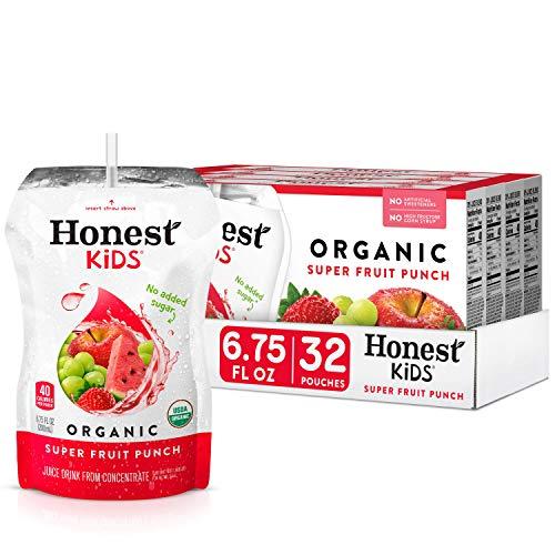 Honest Kids Super Fruit Punch, O...