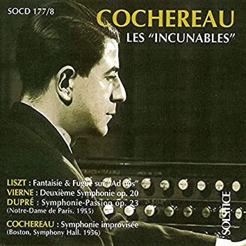 Cochereau: The Early Recordings