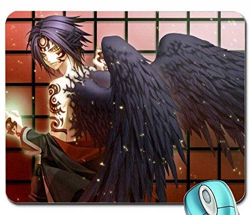 Arte Brunettes tatuajes ángeles alas negro ángel Anime Anime Boys ...