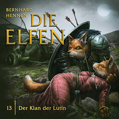 Der Klan der Lutin audiobook cover art