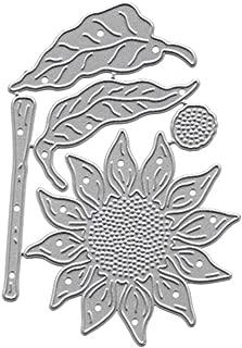 liumiKK Sunflower Metal Cutting Dies Stencil DIY Scrapbooking Album Stamp Paper Card Embossing Crafts Decor