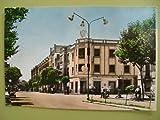 Antigua Postal - Old Postcard : Alcazar de San Juan - Avenida de José Antonio