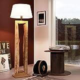 Licht-Trend Timber Stehleuchte 126cm