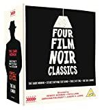 Four Film Noir Classics: The Dark Mirror / Secret Beyond the Door / Force of Evil / The Big Combo (BOX) [4DVD]+[4Blu-Ray] [Region Free] (English audio)