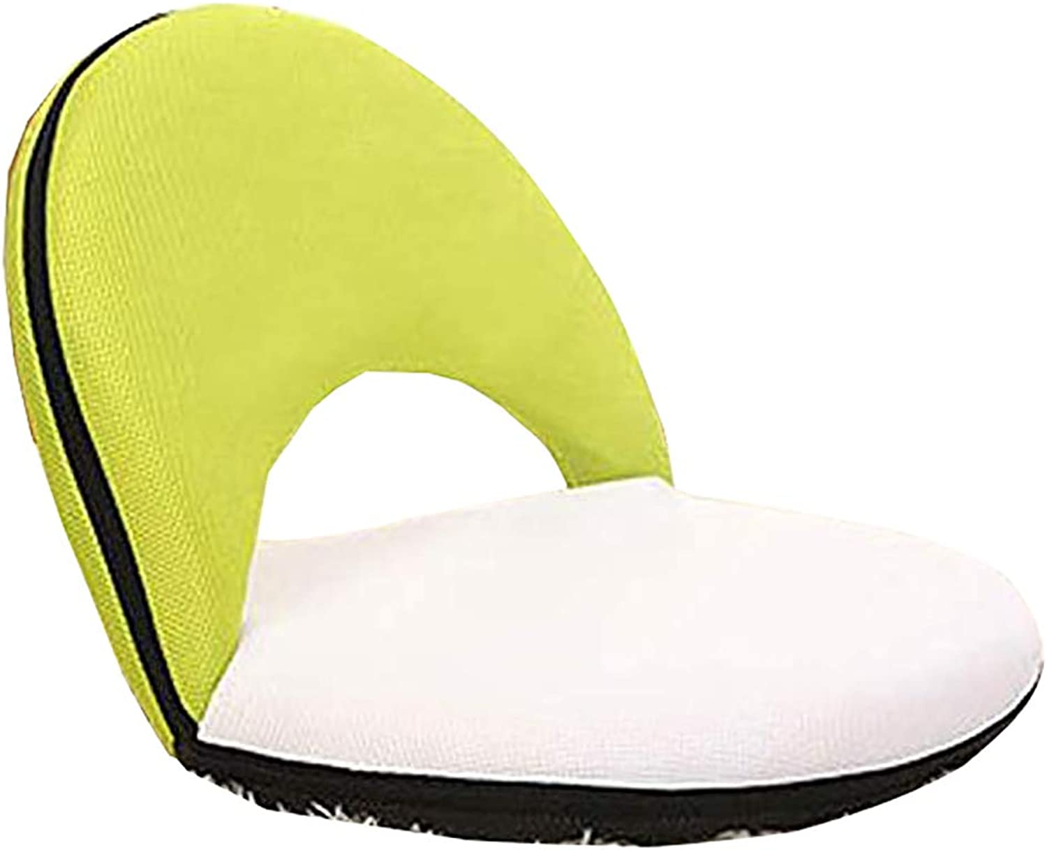 Lazy Couch Legless Chair Casual Stool Removable and Washable Folding Sitting Chair Bed Chair (color   C)