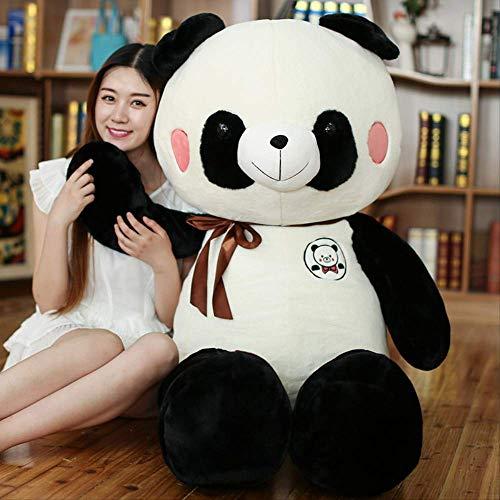 DOUFUZZ SNHPP Muñeca Panda Gigante Canta Juguetes Lindos para Dar a Las niñas Regalos de Cumpleaños 85cm Panda