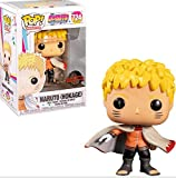 Funko Pop Animtion : Naruto Boruto - Naruto Hokage (Exclusive) 3.75inch Vinyl Gift for Anime Fans SuperCollection