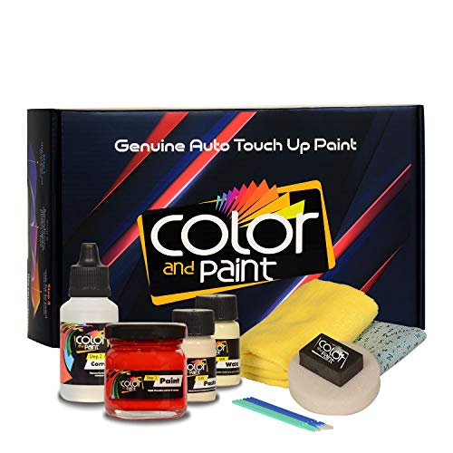 Color and Paint Compatible with/Dodge Avenger/Forest Green PEARLCOAT - PG8 / Touch UP Paint System for Paint Chips and Scratches/Plus Care