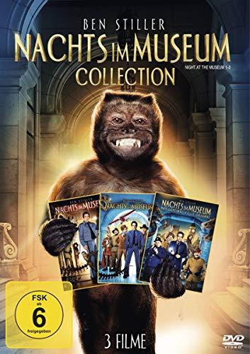 Nachts im Museum 1-3 [3 DVDs]