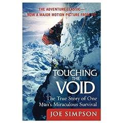 Author: Joe Simpson ISBN: 9780060730550