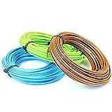 6mm Single Core Cable Conducto 6491X azul Live,...