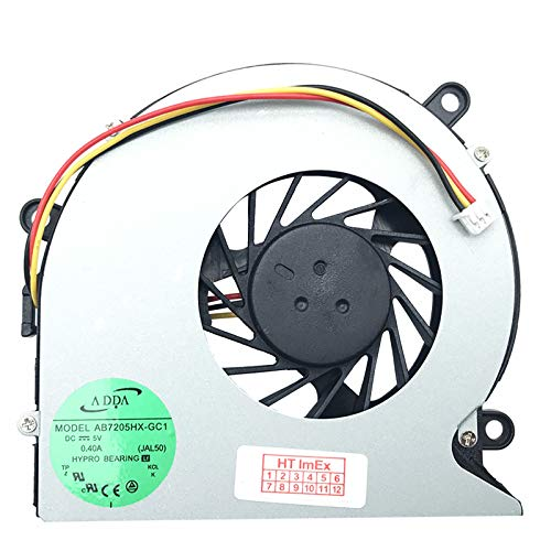 Fan Cooler Compatible with Acer Aspire 5315-101G12Mi, 7520-6A2G16MI, 5320-101G12Mi, 7520-7A2G16M, 5520-302G16Mi, 7520-7A3G32Mi, 5720-1A2G16Mi, 7720ZG-4A3G32Mi