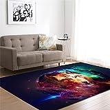 #Teppich #Wolf #Traumwolf #Wohnzimmer 100x150 oder 120x160 oder 120x180 oder 150x200 cm