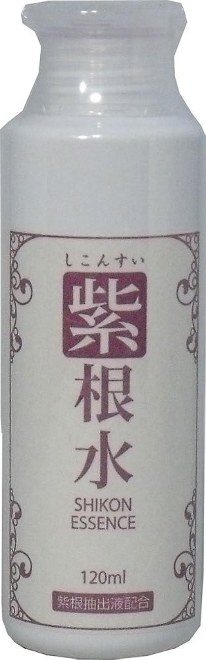 陰謀喜劇カフェ紫根水 (シコンエキスエッセンス) 120ml ×6個セット