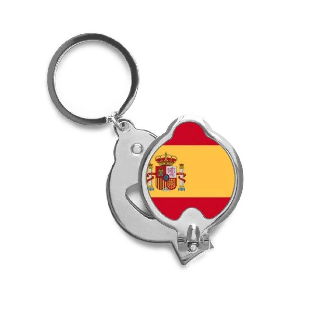 DIYthinker España Nacional a la Bandera Europa País de uñas Cortador de recorte: Amazon.es: Oficina y papelería