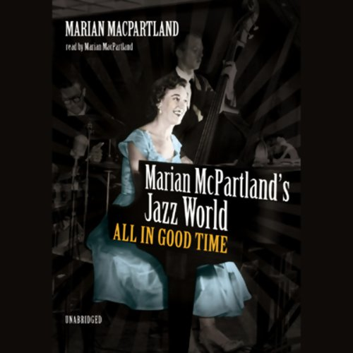 Marian McPartland's Jazz World cover art