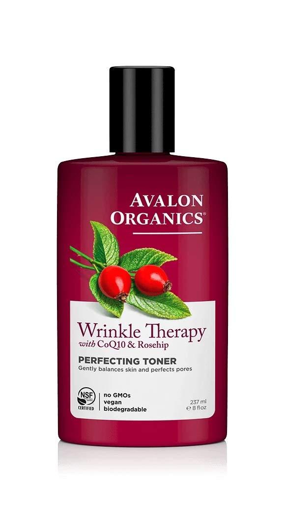 Avalon Organics Max 81% OFF CoQ10 Repair Perfecting Facial fl 23 Cheap sale oz Toner 8