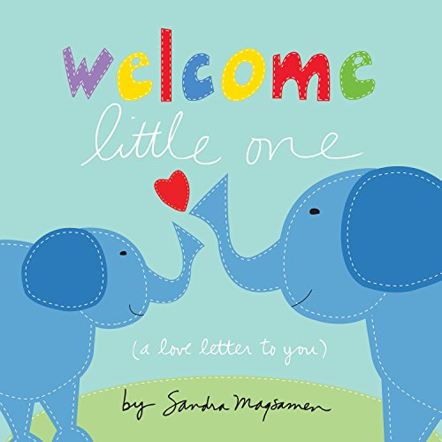 Product Image of the Welcome Little One Book