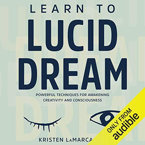 Learn to Lucid Dream cover art