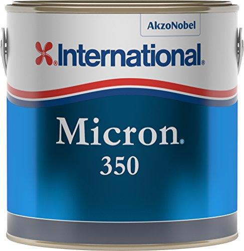 International Micron 350 Antifouling 750 ml / 2,5 l (2,5 l, schwarz)