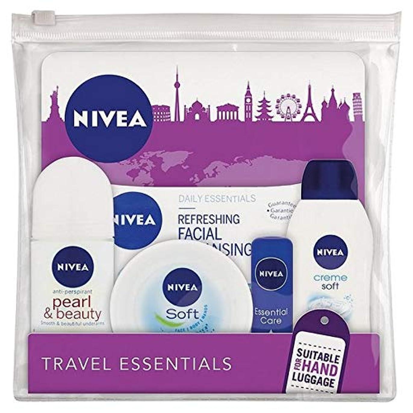欲しいです主人申請中[Nivea ] 女性のためのニベアアップ、アップ&アウェイ旅の必需品 - Nivea Up, Up & Away Travel Essentials For Women [並行輸入品]
