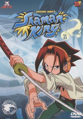 Shaman King - Vol. 3, Episoden 07-09
