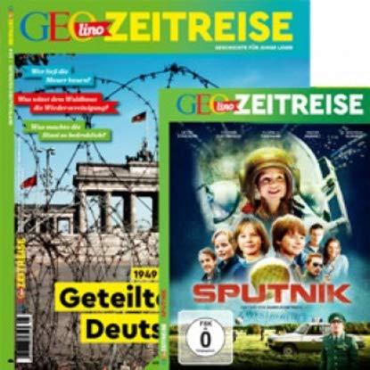 GEOlino ZEITREISE mit DVD 5/2018