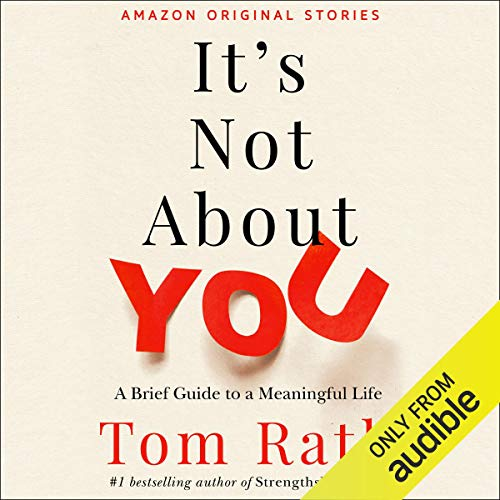 It's Not About You audiobook cover art