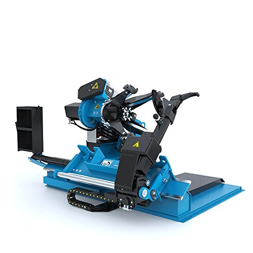 Montier eléctrica Neumáticos Camiones totalmente automática 400V (2niveles) 14–56con control remoto RP de u297p