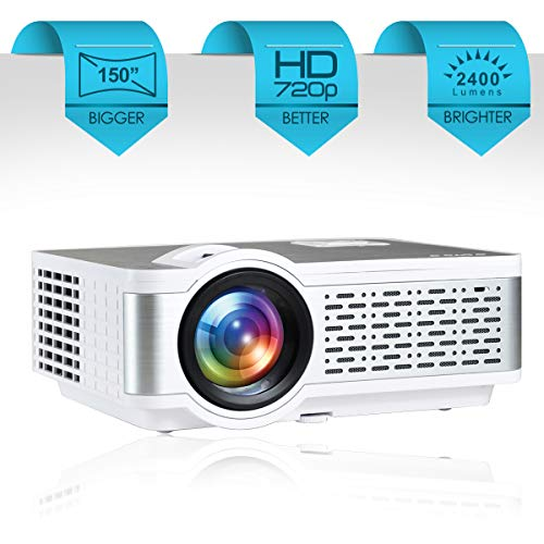 Egate I9 Real HD 720p (1080p Support)   2400 L (225 ANSI ) with 150