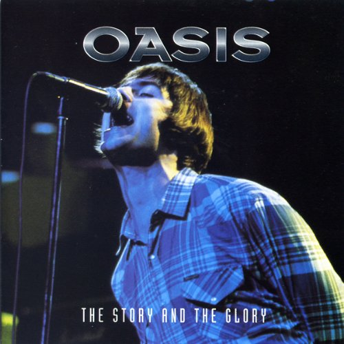 Oasis / Liam Gallagher audiobook cover art