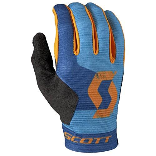 Scott Ridance Lf Handschuhe, Unisex, Erwachsene XL Blau (Hawaii) / Orange