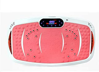 High quality Full Body Vibration Plate Exercise Fitness Machine, Portable with Remote Fitness Equipment