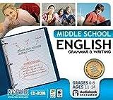 Middle School English: Grammar & Writing (Jewel Case)