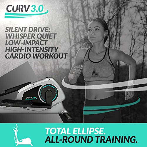 Bluefin Fitness CURV 3.0 Cross Trainer