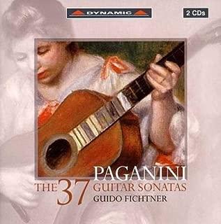 Paganini: The 37 Guitar Sonatas
