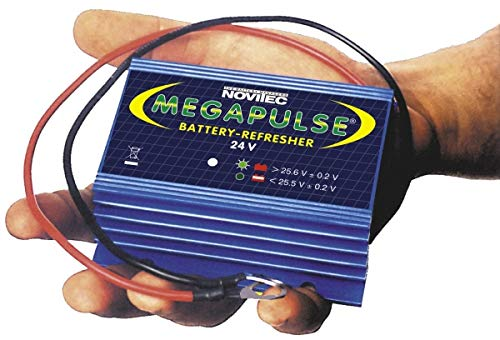 Megapulse - 24 V Batteriepulser Batterierefresher Booster