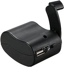 Festnight Useful NO Universal Mobile Phone Hand-cranked USB Port Charger Travel Emergency Manual Dynamo Generator