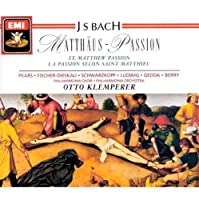 Bach: Matthテ、us-Passion (St. Matthew Passion) by Elisabeth Schwarzkopf / Peter Pears (1962-01-01)