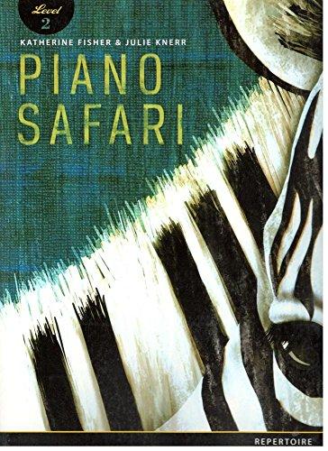 PIANO SAFARI REPERTOIRE BOOK 2
