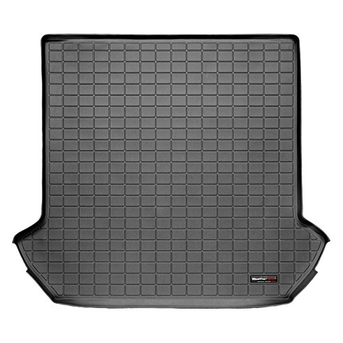 WeatherTech Custom Fit Cargo Liners for Volvo XC90, Black
